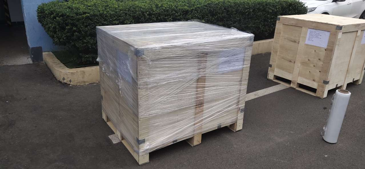 2 дървени кутии 4x4 матрични водоустойчиви цинкови сплави експорт