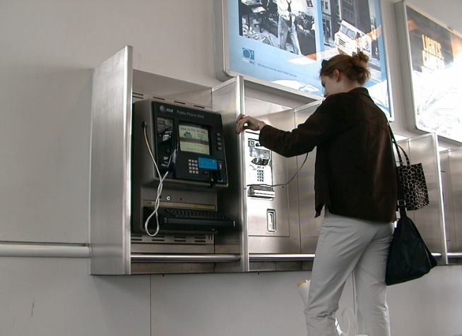 What Are Your Memories OF Public Telephones?