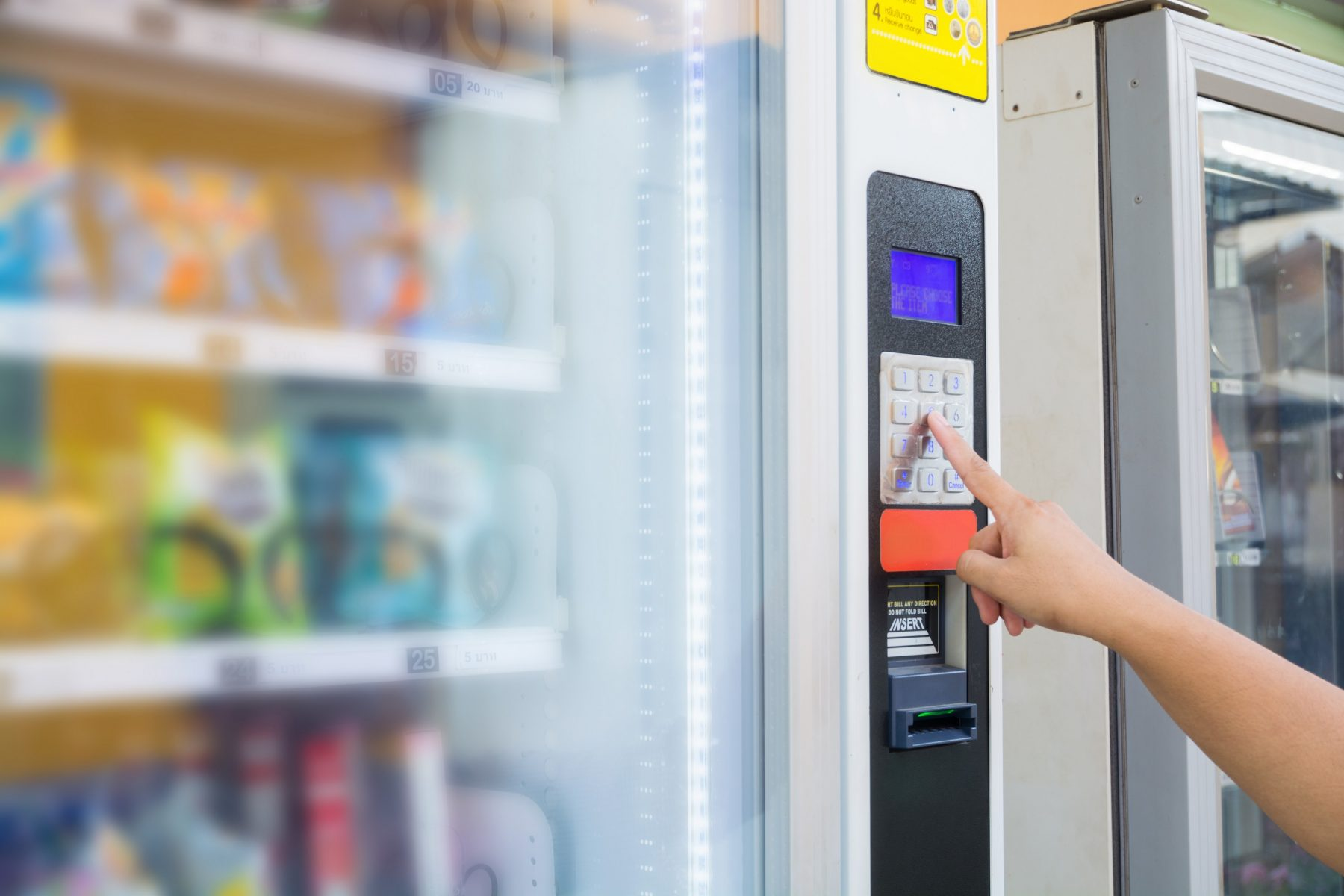 Unmanned Vending Machines Are Favored ON Campus To Strengthen Epidemic Prevention And Control